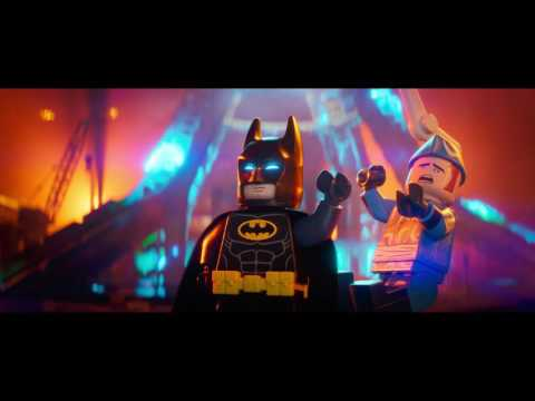 The LEGO Batman Movie - I Like To Fight Around Clip (ซับไทย)