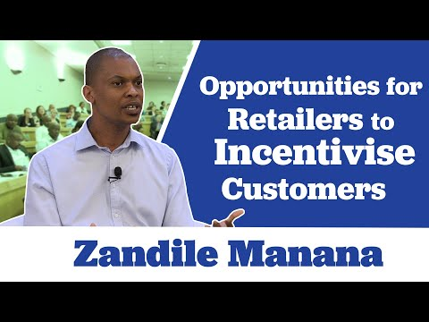 Zandile Manana on Opportunities for Retailers to Incentivise Customers