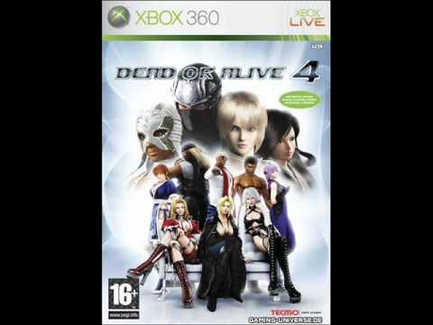Dead or Alive 4 OST - Blazed Up Melpomene (Remix)