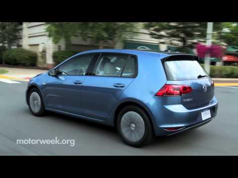 MotorWeek | First Look: 2015 Volkswagen e-Golf