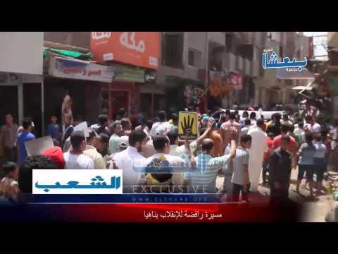 """أحرار ناهيا: """"لسة الثورة في الميدان"""""""