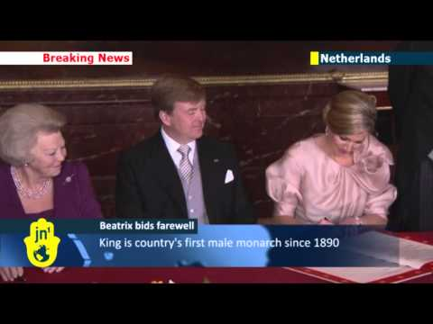Dutchqueen - Queen Beatrix of the Netherlands has abdicated and handed the throne to her son, Prince Willem-Alexander, who is now officially the monarch. She reigned for ...