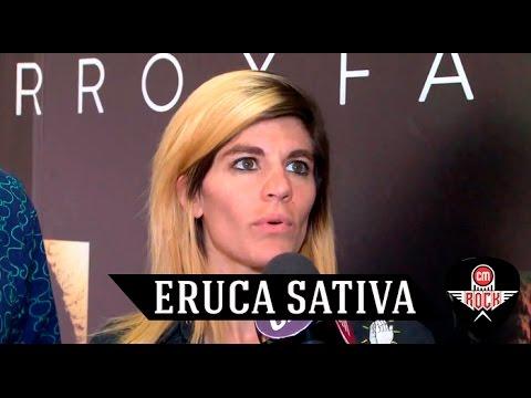 Eruca Sativa video Barro y fauna - Entrevista CM   Diciembre 2016