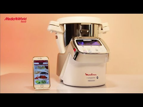 Moulinex i-Companion il robot da cucina connesso alla app [ ITA ]