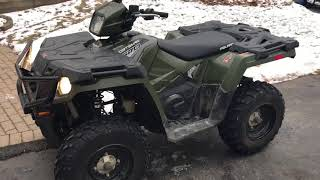 10. 2018 Polaris Sportsman 570 4x4