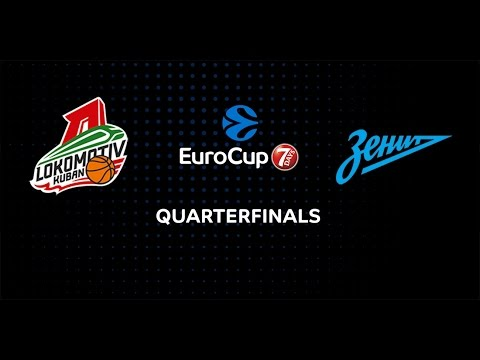 7DAYS EuroCup Preview: Lokomotiv Kuban Krasnodar vs. Zenit St Petersburg