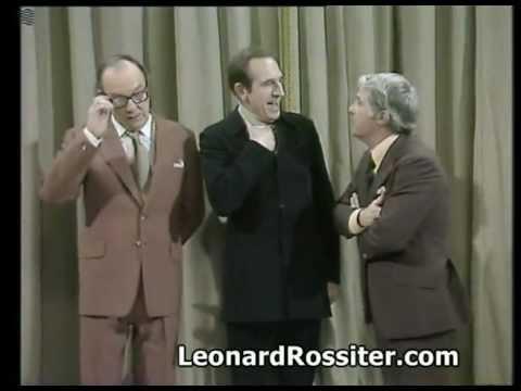 leonard rossiter funeral