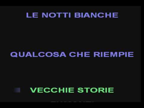 Amandoti  Gianna Nannini KARAOKE BASE DEMO SOUNDFONT