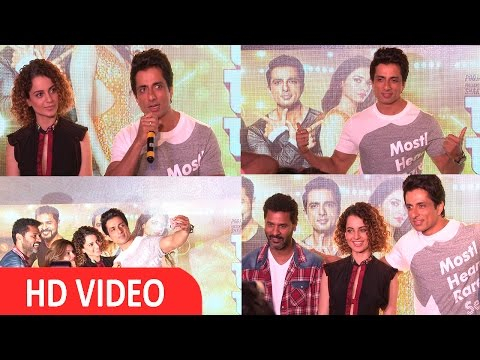 Sonu Sood Interview At Song Launch Tutak Tutak Tutiya