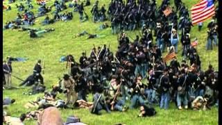 Der Amerikanische Bürgerkrieg  - Englische Fassung
