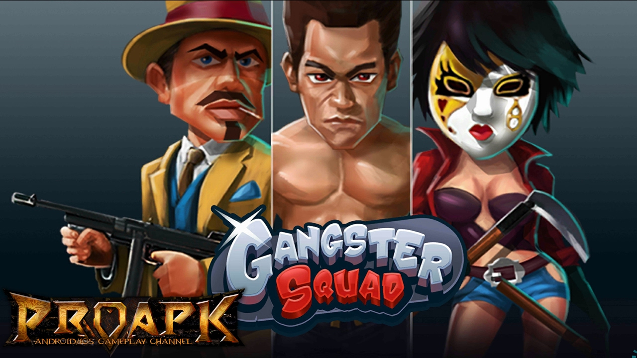 Gangster Squad Fighting games