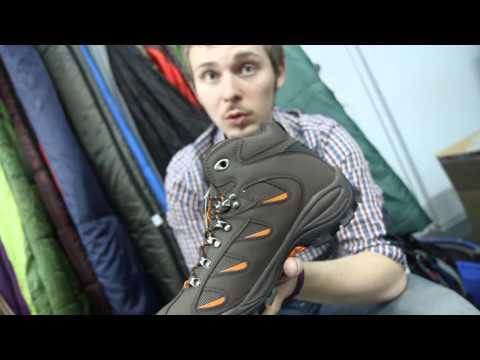 Ботинки для туризма «Рейд». Видеообзор.