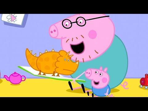 Peppa Pig Nederlands Compilatie Nieuwe Afleveringen  Opruimen  Tekenfilm  Peppa de Big