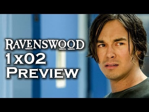 Ravenswood 1x02 Promo and Spoilers - Caleb's Grave Mystery!