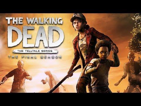 The Walking Dead FULL Season 4 (Telltale Games) The Final Season All Cutscenes 1080p HD
