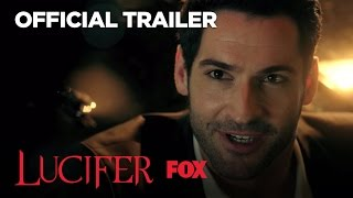 LUCIFER | Official Trailer | FOX BROADCASTING -