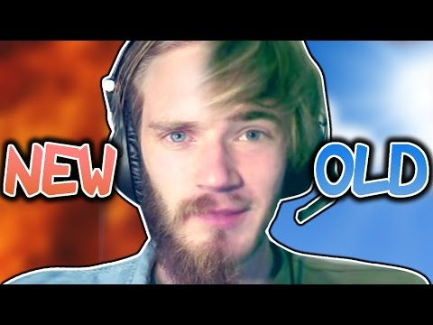OLD VS. NEW PEWDIEPIE! (Fridays With PewDiePie - Part 111)