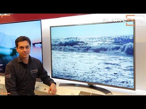 Видео Телевизор LED LG 55UH661V