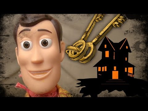 Toy Story 4 | LOST House Keys | Woody Buzz Lightyear