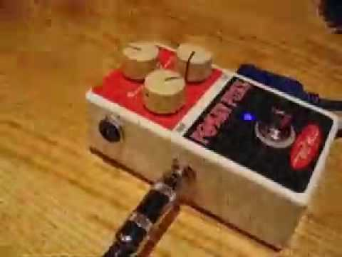 Fuzzbot71 - Part 2 of my exploration into the world of the Foxey Fuzz.