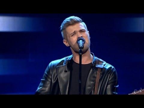 Tekst piosenki Gracjan Kalandyk - Give Me Love (cover) po polsku
