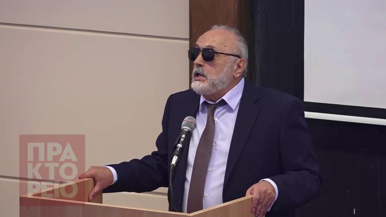 Ο υπουργός Ναυτιλίας Π. Κουρουμπλής εγκαινίασε Έργο στη Σχολή Εμπορικού Ναυτικού