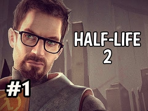 Half-Life 2 Synergy w/Nova, Kootra & Ze Ep.1: We Throw Stuff...A lot Video