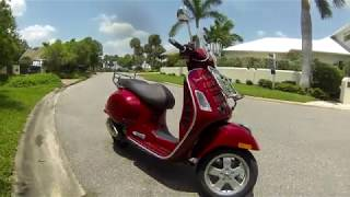 8. 2018 Vespa GTS 300 Touring - Simple Review