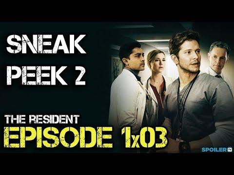 "The Resident 1x03 Sneak Peek 2 ""Comrades in Arms"" Season 1 Episode 3 Sneak Peek 2"