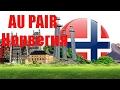 Работа для молодежи за границей: au pair Норвегия