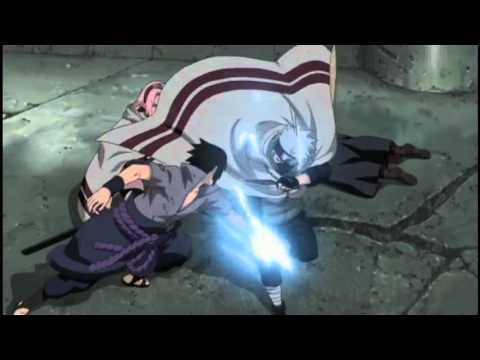 Naruto - What doesn't kill you ( stronger)