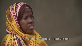 Pemba North Tanzania  City pictures : Electricity on Pemba gave women better lives