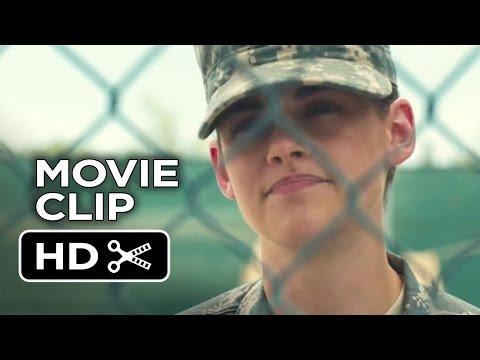 Video Camp X-Ray Movie CLIP - Rules (2014) - Kristen Stewart Movie