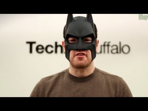Ask the Buffalo: Batman, Microsoft Surface, & Where Our Gadgets Come From!
