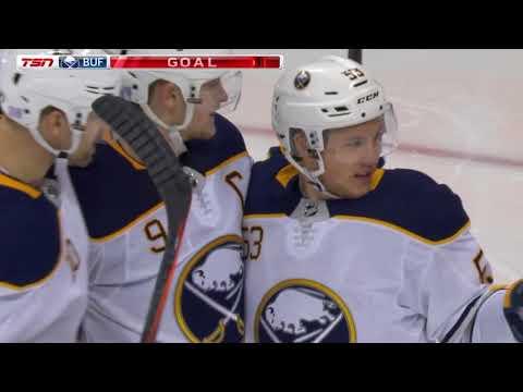 Video: Buffalo Sabres vs Winnipeg Jets | NHL | NOV-16-2018 | 21:00 EST