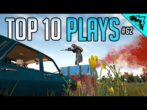 GOD TREE - Top 10 PlayerUnknown's Battlegrounds Plays of the Week (Bonus Plays #62) PUBG Top 10 (видео)