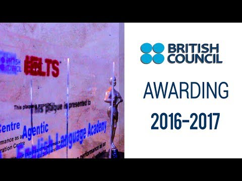 British Council Awarding