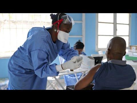 Kongo: Tödliches Ebola - Konfliktzonen erschweren Imp ...
