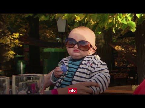 Vorsicht bei Babyfotos im Netz - Warnung vor einem zu l ...