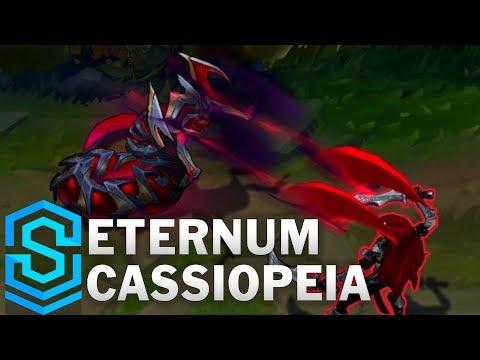 Cassiopeia Bất Diệt