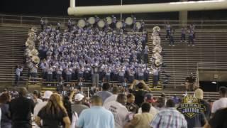 The Inaugural Crank Fest Battle of the Bands 2016 Southern University Human Jukebox vs. Jackson St. University Sonic Boom of...