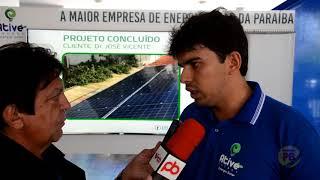 Ative Energy participa de seminário de energia solar em Sousa