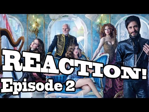 REACTION: Mozart In The Jungle - Episode 2