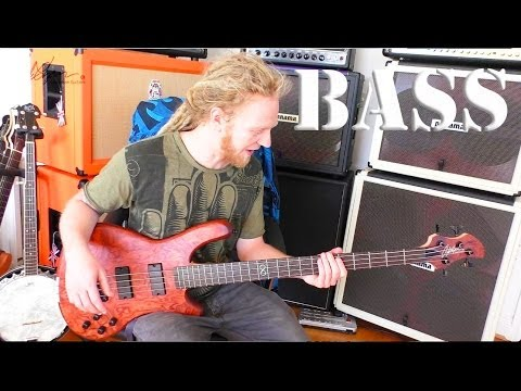Chapman Bass MLB-1 Prototype - Dave Hollingworth gets a surprise