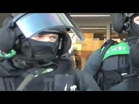 Jim Wagner History: German GSG9 Counterterrorism Training (SpecOps) видео
