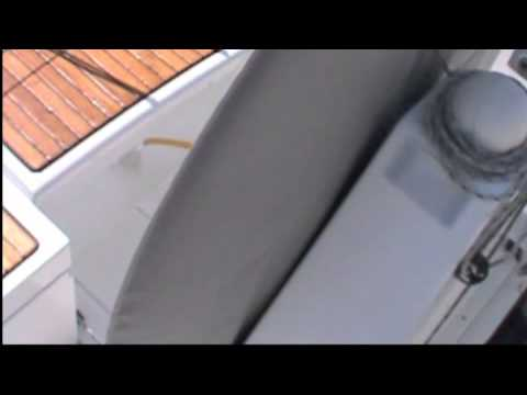 Beneteau 367 Wheel Cover and Sail Cover