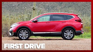 2020 Honda CR-V Hybrid: First-drive review by Roadshow
