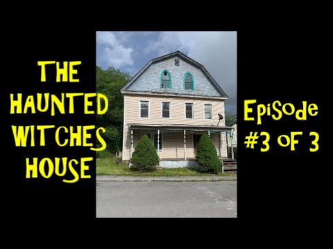 Haunted Bramwell Witch House Ep3/3, by Moon Lit Paranormal