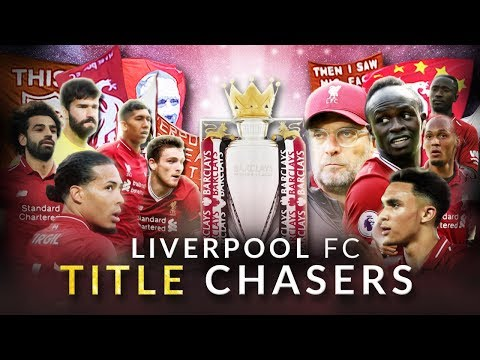 Liverpool FC - Race For The Title