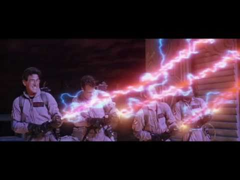 Ghostbusters Trailer Recut